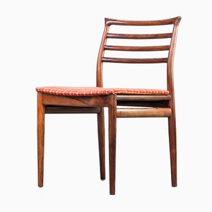 Mid-Century Dining Chair by Erling Torvits for Sorø Stolefabrik, 1960s