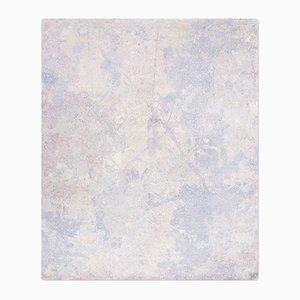 Silhouette Teppich in Silber Haze von Knots Rugs