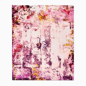 Tappeto Urban Garden rosa di Knots Rugs