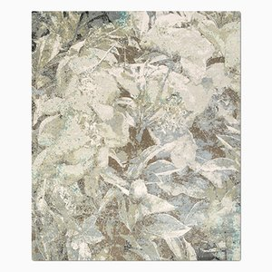 Tapis Country Garden Bleu de Knots Rugs