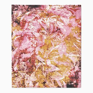 Country Garden Rug in Pink from Knots Rugs