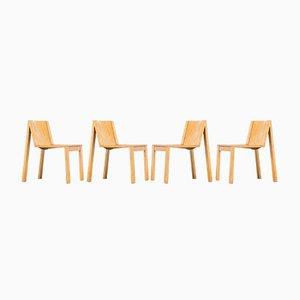 Vintage SE15 Stühle von Pierre Mazairac & Charles Boonzaaijer für Pastoe, 1976, 4er Set