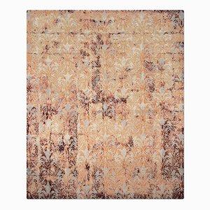 Alfombra Cover en cobre de Knots Rugs