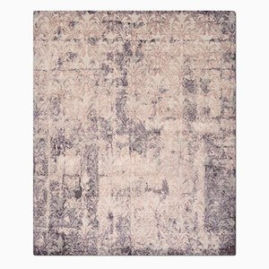 Cover Rug in Mauve from Knots Rugs