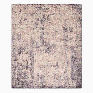 Tappeto Cover color malva di Knots Rugs