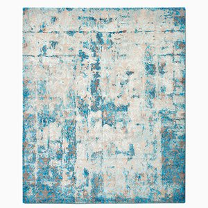 Cover Rug in Cobalt from Knots Rugs