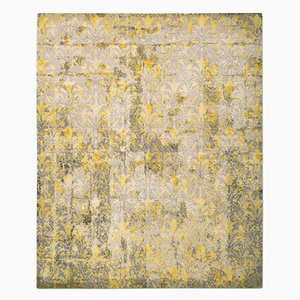 Alfombra Cover en amarillo de Knots Rugs