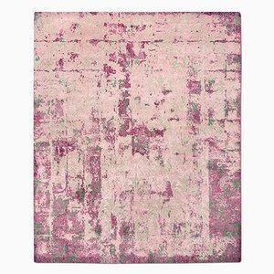 Alfombra Cover en rosado de Knots Rugs