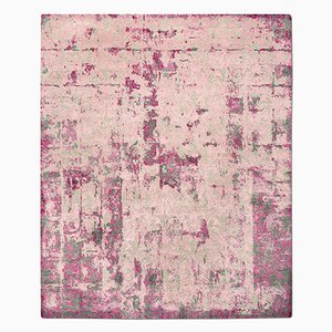 Cover Rug in Pink from Knots Rugs