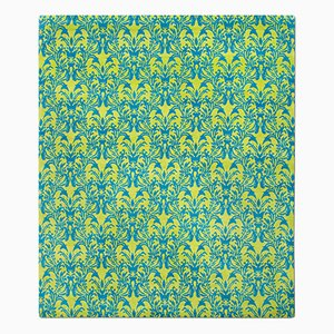 Royal Damask Teppich in Tropic von Knots Rugs