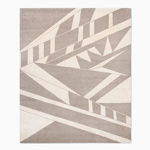 Deco Rug in Natural from Knots Rugs