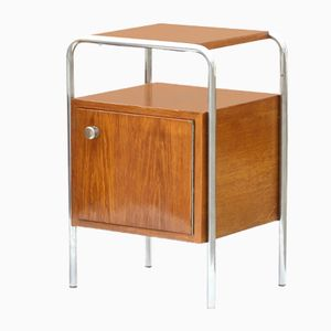 Vintage Bedside Table from Kovona, 1960s