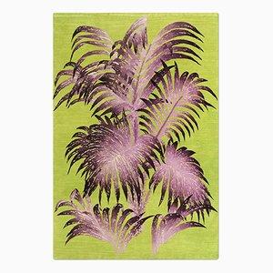 Tapis Palms Citron Vert de Knots Rugs