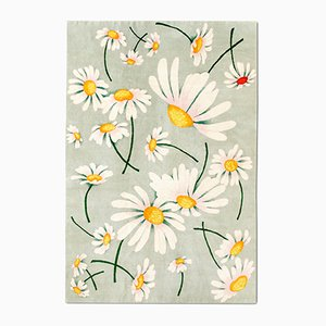 Forever Daisy Rug from Knots Rugs