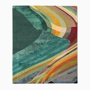 Tapis Portrait de Knots Rugs