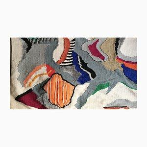 Tapiz abstracto de Artmess, años 60