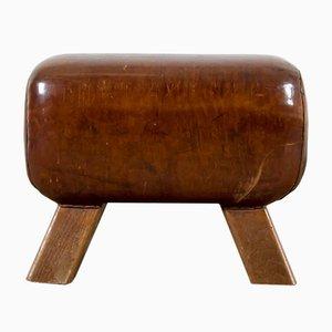 Turnbock aus Leder, 1920er