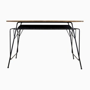 Desk by Willy Van Der Meeren for Tubax, 1950s