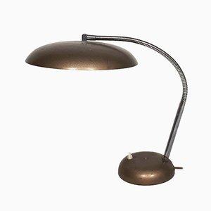 Lampe de Bureau Chromée, 1950s