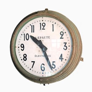 Station Clock from Lepaute, 1961