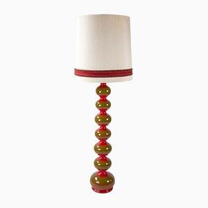 Lampadaire Vintage en Céramique de Kaiser Leuchten