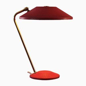 Lámpara de escritorio alemana, años 50