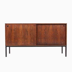 Mid-Century Danish Rosewood Sideboard from Bruno Hansen
