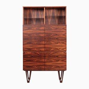 Mueble vintage de palisandro de Ib Kofod-Larsen para Seffle Möbelfabrik, años 50