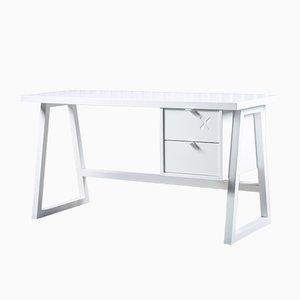 Weißer 47 X Schreibtisch von Alon Dodo