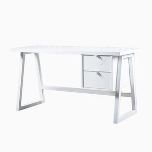 White Desk 47 X by Alon Dodo