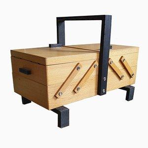 Caja de costura, años 50