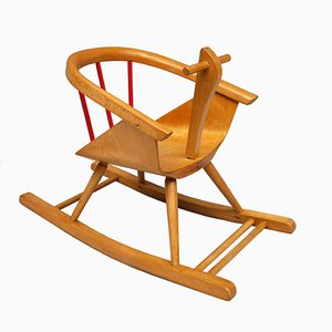 Rocking Chair d'Enfant de Baumann, 1960s