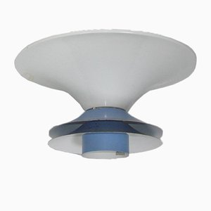 Lámpara colgante de E.S. Horn, años 60