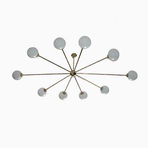 Lampadario Sputnik, anni '60