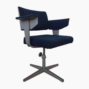 Chaise de Bureau Pivotant par Friso Kramer pour Ahrend De Cirkel, 1971