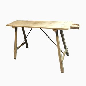 Mesa para planchar francesa vintage