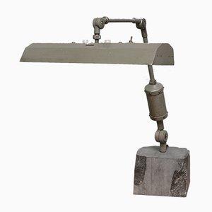 Lámpara de arquitecto de Derungs Toplux, años 50