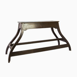 Horse Mounting Tack Room Bench, 1900s