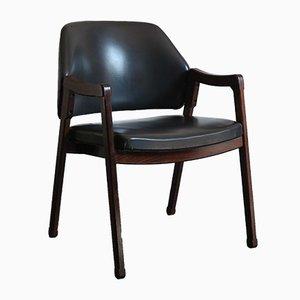 Italienischer Modell 814 Chair von Ico & Luisa Parisi für Cassina, 1960er