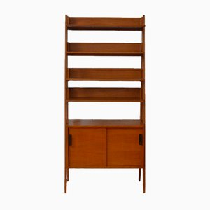 Mid-Century Modern Bookshelf by André Simard for Meubles TV