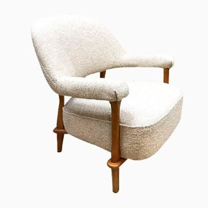 Mid-Century Modern Lounge Chair by Theo Ruth for Artifort