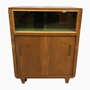 Mid-Century Modern Liquor Cabinet Trunk