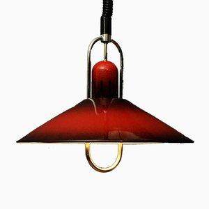 Lámpara colgante vintage de Belid