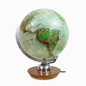 Mid-Century World Globe from Globus