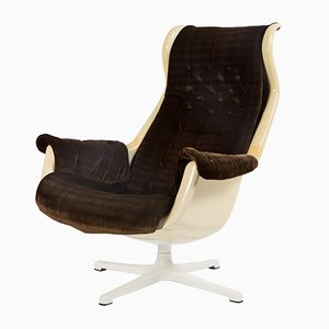 Galaxy Lounge Chair by Alf Svensson & Yngvar Sandström for Sessel, 1970s