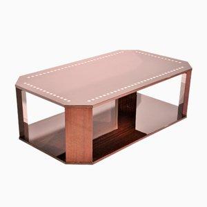 Table Basse Vintage en Contreplaqué, 1950s