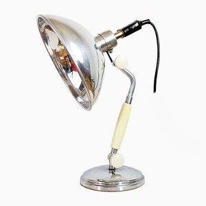 Lampe Médicale Vintage par Kurt Rosenthal pour Oly-lux, 1950s