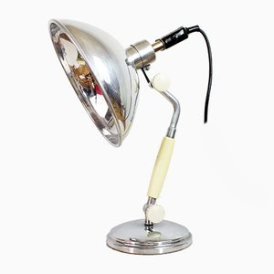 Vintage Medical Lamp by Kurt Rosenthal for Oly-lux, 1950s