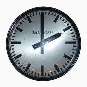 Reloj de escuela de Metron, años 70