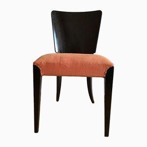 Chaise de Salle à Manger Art Deco par Jindřich Halabala pour Thonet